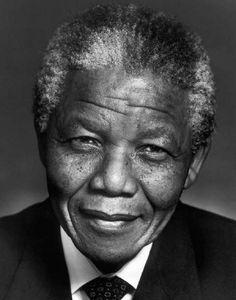 Nelson Mandela by Yousuf Karsh