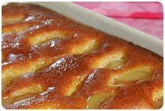 Divine Dutch Apple Pudding