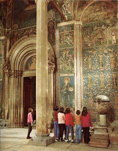 ONCE UPON A TIME IN YUGOSLAVIA, manastir visoki decani, 14.v.
