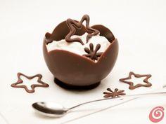 il dessert facile e semplice per il pranzo, la vigilia di natale o il veglione di capodanno