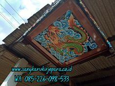 Sangkar Naga Oval Tanpa Tiang