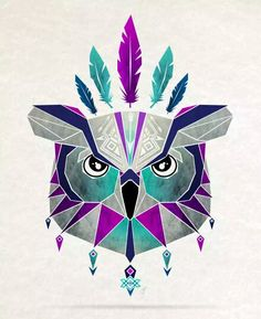 ... Geometric Animals ...