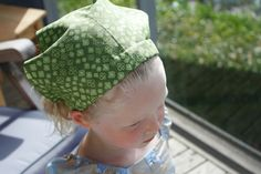 DIY Headband Kerchief Sewing Tutorial...Easy, Fast & Fun