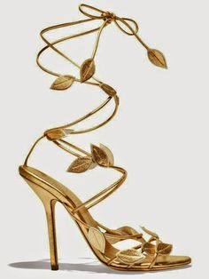 The list: October objects of desire - Emilio Pucci sandal - gold jewelry . - The list: October objects of desire – Emilio Pucci sandal – gold jewelry and accessories for Se - Fancy Shoes, Pretty Shoes, Beautiful Shoes, Cute Shoes, Me Too Shoes, Crazy Shoes, Gold Wedding Shoes, Gold Shoes, Gold Sandals