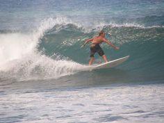 ♥LPR♥ Surfing en La Playa de Rincon, PR
