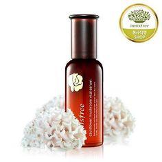 INNISFREE Cauliflower Mushroom Vital Serum 50ml Deep Moist Anti-Aging K-Beauty #INNISFREE