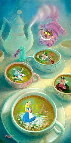 "✶ ""Imagination is Brewing"" By Rob Kaz ☕️★"