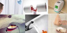 18 Gadgets para el cuarto de baño