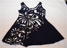 "... Dress"" pattern from Alabama Studio Style , cut to tunic length"