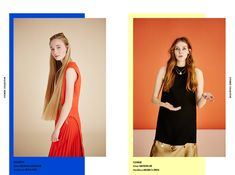 Stories Collective / Unique Beauties / Photography Josh Shinner / Styling Joanna…