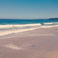Hello, Malibu. #Malibu #beach #ocean #view #waves #blue