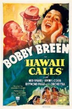 Hawaii Calls Movie Poster 11x17 Mini Poster