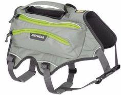 5 - Singletrak Dog Backpack