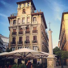 Plaza de Ramales (one of my favs) from my Instagram album @dglezpastor