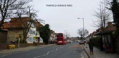 Tanfield Avenue. Neasden NW2