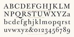 Baskerville Original Pro™ font download