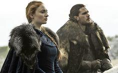 Sansa Stark and Jon Snow - Battle Of The Bastards Season 6 Episode 9