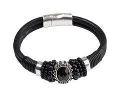 Magneetarmband zwart €4,95