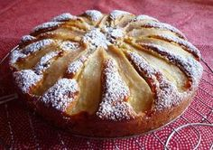 ....... dulcis in fabula: Torta pere, amaretti e cioccolato Strudel, Sweet Cakes, Biscotti, Apple Pie, Chocolate Cake, Cake Recipes, Food And Drink, Easy Meals, Sweets