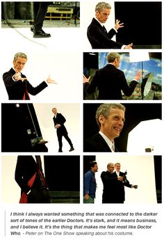 """Because ~capadigans~ and red linings. 