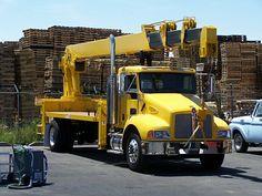 UNIC Truck-mounted crane Truck Mounted Crane, Trucks, Vehicles, Crane Car, Truck, Car, Vehicle, Tools