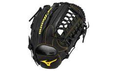 Mizuno Adult Baseball Classic Pro Soft 12.75-Inch Outfield Glove, RHT GCP81SBK
