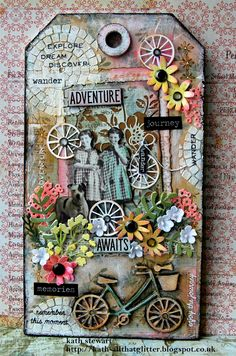 Tim Holtz Newsletter