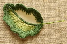 An introduction to Stumpwork Embroidery techniques with links to tutorials to get you started.