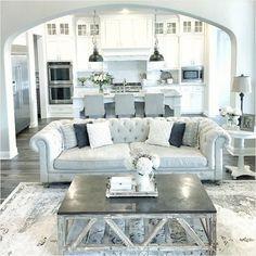 40 Best Farmhouse Living Room Furniture 24 Farmhouse Living Room Furniture 5