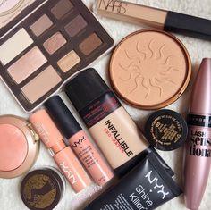 beauty, l'oreal, and makeup image