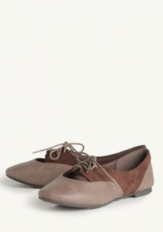 Morgan Cutout Flats By Restricted | Modern Vintage Ruchette
