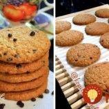 Raňajkové sušienky z ovsených vločiek Meals, Cookies, Breakfast, Food, Diet, Crack Crackers, Morning Coffee, Meal, Biscuits