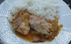 Zapečené kuracie prsia - recept | Varecha.sk Grains, Rice, Seeds, Laughter, Jim Rice, Korn