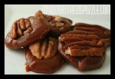 Honey Caramel Pecan Candy