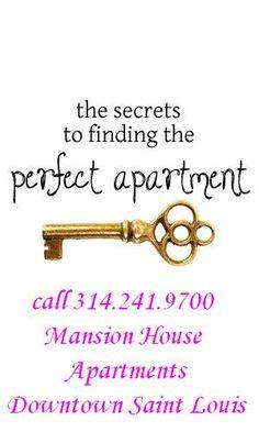 #DowntownSTL #LoveWhereYouLive #MansionHouseApartments #DowntownSTL #SaintLouis #63102 #WalktoLacledesLandingBallparkVillageWashingtonAveANDEdwardJonesDome