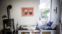Serie So Wohnt Düsseldorf: Dieses Haus passt sich an