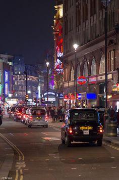 London (by Faisal!)