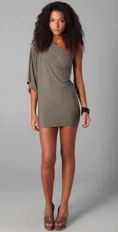 riller & fount fiona one shoulder kimono dress $150.00 shopbop.com