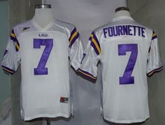 Leonard Fournette 7 College Football Jersey Player Name, Number & Team Graphics are sewn. Adult Size M (48) L (50) XL (52) XXL (54) XXXL (56)
