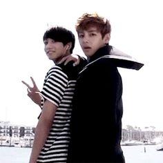 V & Jungkook - Vkook ♥