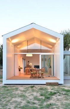 muebleando otra vez: Anexo en Arquitectura Sorprendente