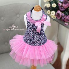 Lexy Vestido de diseñador hechos a mano arnés de por JunyBell