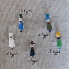 ie-ie : おじさまのブローチ Love Craft, Craft Work, Handmade Crafts, Diy And Crafts, Diy Shrink Plastic, Clay Magnets, Art And Hobby, Shrink Art, Shrinky Dinks