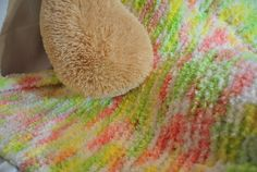 Knit Baby Blanket, specially designed blanket for newborns and toddlers, meets all baby / mom needs:  ✿ Soft, premium baby acrylic yarn  ✿ Warm, cozy snuggles for your little angel  ✿ Rich in colors  ✿ Durable handmade product