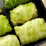 Stuffed Cabbage featuring Jenny Craig Turkey Burger_small