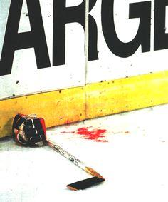 That's hockey.
