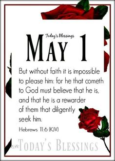 Hebrews 11, Believe, Blessed, Faith, God, Dios, Allah, Loyalty, Religion