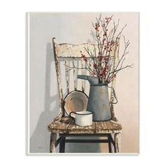 Prim Decor, Rustic Decor, Rustic Chair, Rustic Primitive Decor, Primitive Signs, Rustic Crafts, Rustic Shabby Chic, Rustic Art, Vintage Crafts