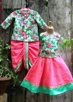 Fashion Kids Boy Daughters Ideas For 2019 Kids Dress Wear, Dresses Kids Girl, Kids Outfits, Kids Indian Wear, Kids Ethnic Wear, Frock Design, Baby Boy Fashion Clothes, Kids Fashion, Kids Blouse Designs