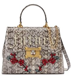 cc7d2f7451c94f Gucci Iside Future Snakeskin Top Handle Bag Python [NMV3KHF] - $269.00 :  Upscalebags.